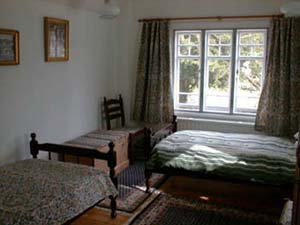 Moss Cottage Twin Bedroom