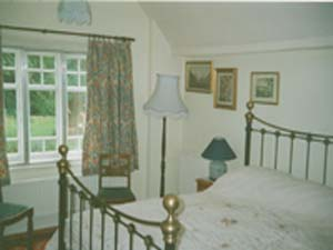 Moss Cottage Double Bedroom